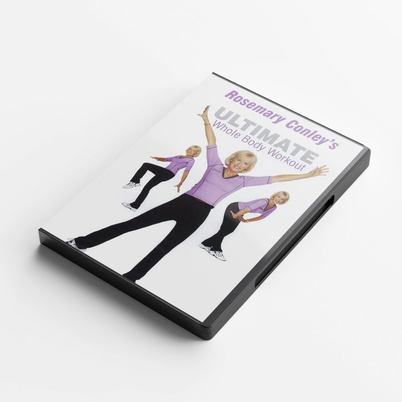 Rosemary Conley's Ultimate Whole Body Workout DVD