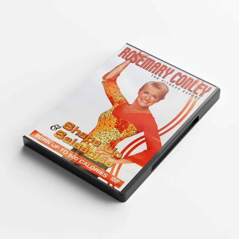 Shape Up & Salsacise DVD