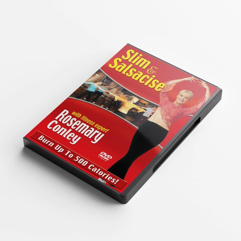 Slim & Salsacise DVD